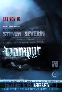 Steven Severin Toronto